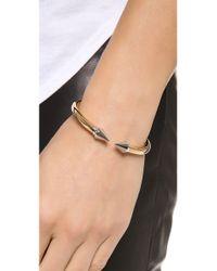 Vita Fede | Pink Mini Titan Two Tone Bracelet | Lyst