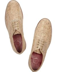 Foot The Coacher Natural Amy Cork Loafers