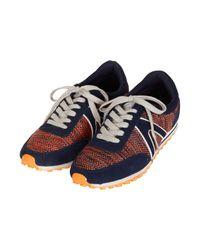 TOPSHOP Blue Adley Runners