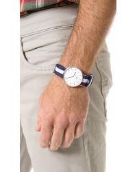 Daniel Wellington Metallic Glasgow 40mm Watch for men