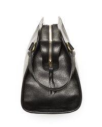 Lotuff Leather Black Travel Kit for men