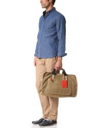 Marc By Marc Jacobs - Brown Yes We Canvas Boxy Duffel Bag for Men - Lyst
