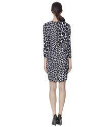 Whistles White Izzey Giraffe Bodycon Dress