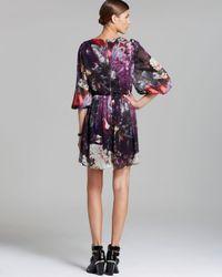 Alice + Olivia | Multicolor Alice Olivia Dress Essie Blouson | Lyst