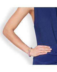 Bex Rox - Purple Mayan Friendship Bracelet - Lyst