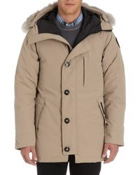canada goose chateau beige