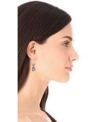 Dara Ettinger - Blue Bobbi Earrings - Lyst