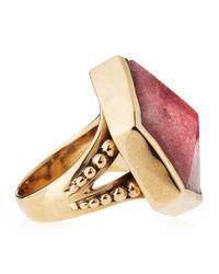 Stephen Dweck - Purple Freeform Rhodonite Ring Size 7 - Lyst