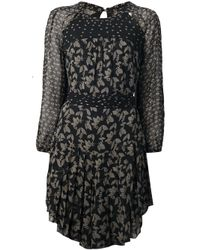 Étoile Isabel Marant Black Prewitt Dress