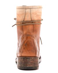 Freebird by Steven - Brown Charlie Ombre Booties - Lyst