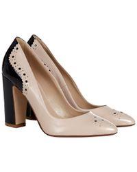 Hobbs Natural Mya Court Shoes