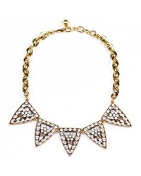 Lulu Frost | Metallic Galaxy Necklace | Lyst