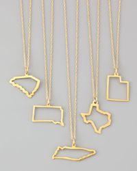Maya Brenner Designs | Metallic Maya Brenner 14k Gold Necklace | Lyst
