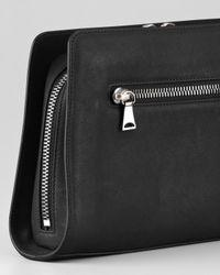 Proenza Schouler Ps13 Clutch Bag Black