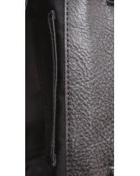 Tory Burch Black Marion Cross Body Bag
