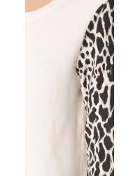 Townsen - White Animal Pullover - Lyst
