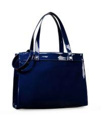 Armani Jeans - Blue Shopper - Lyst