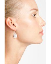 Ippolita | White 'wonderland' Teardrop Earrings - Mother Of Pearl (online Only) | Lyst