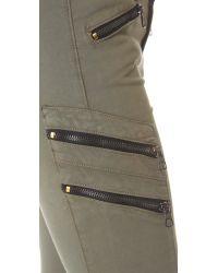 Rag & Bone Green Lariat Pants