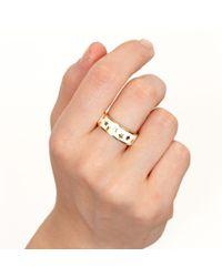Astley Clarke - Metallic Sea Shell Star Shower Ring - Lyst