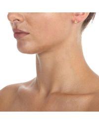 Astley Clarke - Yellow Sugarloaf Peach Moonstone Earrings - Lyst