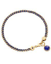 Astley Clarke - Metallic Watch Over Me Bracelet Stack - Lyst