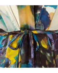 Hobbs Multicolor Cocos Maxi Dress