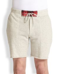Marc By Marc Jacobs | Gray Gary Sweat Shorts for Men | Lyst