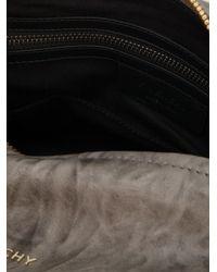 Givenchy Gray Crumpled Small Pandora Shoulder Bag