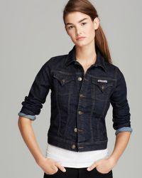Hudson Jeans Blue Jacket - Signature Denim