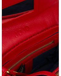 Jérôme Dreyfuss Red Jojo Bag