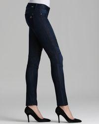 DL1961 Blue Jeans Hazel Skinny in Ducati