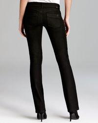 DL1961 Black Jeans Cindy Bootcut in Riker