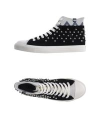 Forfex Black High-tops & Trainers for men
