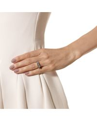 Monica Vinader | Gray Baja Ring | Lyst