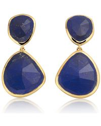 Monica Vinader | Metallic Siren Cocktail Earrings | Lyst