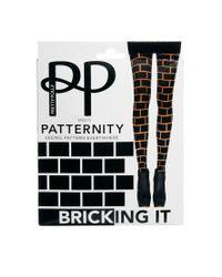 Pretty Polly Black Bricking It Tights