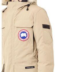 Canada Goose Brown Burnett Jacket in Tan for men