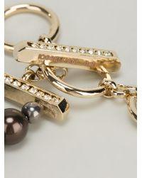 Iosselliani - Metallic Rolex Chain Necklace - Lyst
