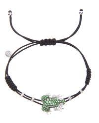 Pippo Perez | Black Frog Bracelet | Lyst