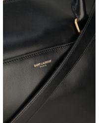 Saint Laurent Black Duffle Bag for men