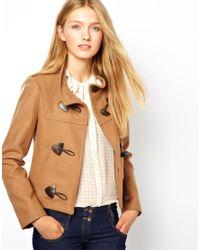 Zoe Karssen Brown Jacket