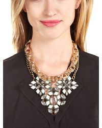 BaubleBar - Metallic Linked Mint Tapestry Set - Lyst