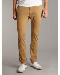 DIESEL Natural Slim Chino Trouser for men