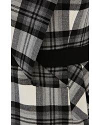 Karen Millen White Graphic Dress