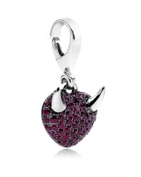 Theo Fennell Purple Baby Devil Charm