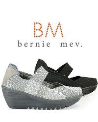 Bernie Mev | Brown Lulia Mary Jane Wedge | Lyst