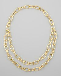 Marco Bicego | Metallic Murano 18k Convertible Double-strand Necklace | Lyst
