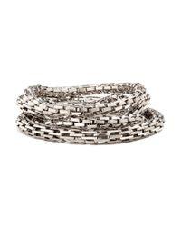 H&M | Metallic 4pack Bracelets | Lyst