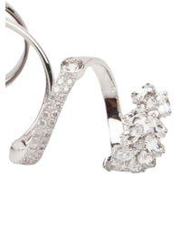 Elise Dray Metallic Jaipur Ring